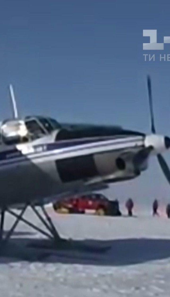 Скарби Антарктиди: як українські пілоти перелетіли через найхолодніший континент планети