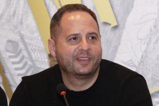 Ермак заявил, что надеется на проведение выборов в ОРДЛО в октябре