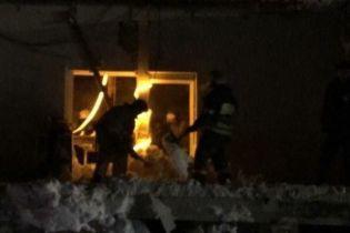 В России из-за снега крыша кафе упала на посетителей, есть погибшие