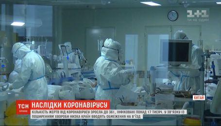 57 умерших только за сутки: китайский коронавирус постоянно уносит жизни