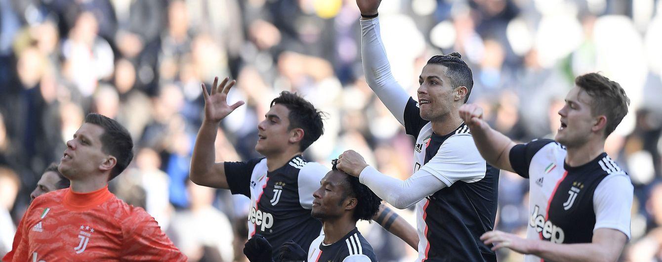 Роналду вышел на третье место в списке лучших бомбардиров в истории футбола
