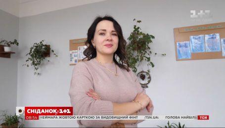 Вчителька з Хмельницького втілила мрію багатьох дітей із порушеннями опорно-рухового апарату