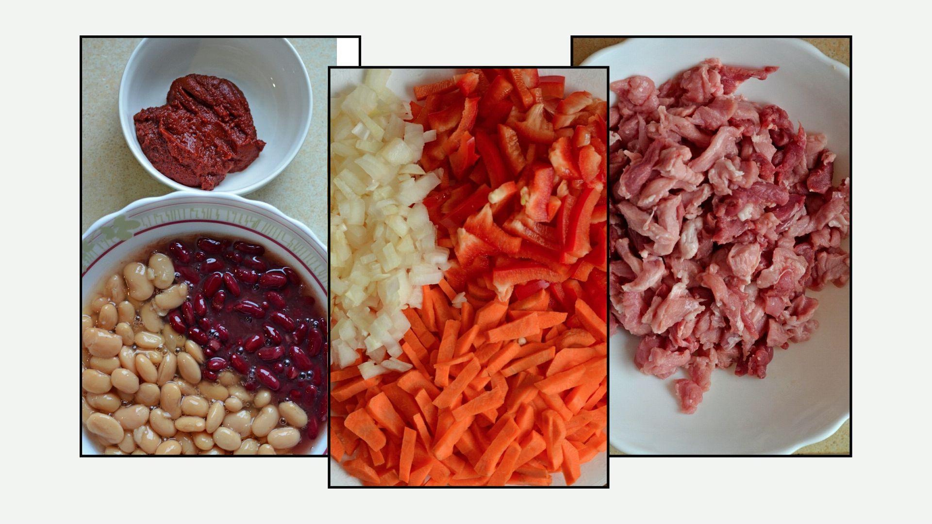 Лібіо, грузинська страва, для блогів