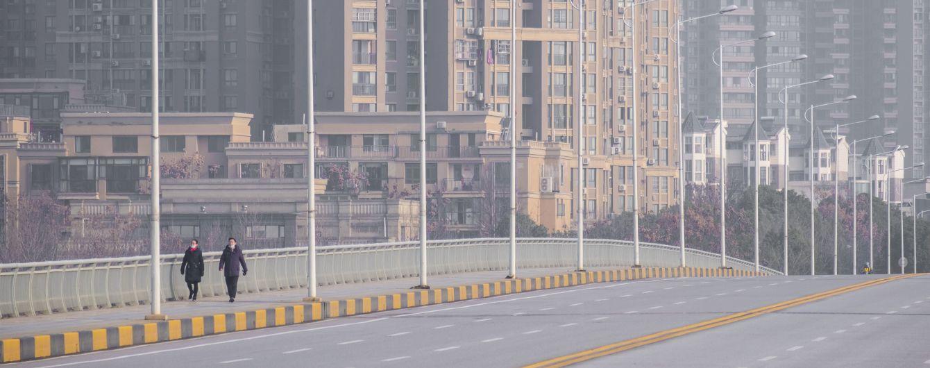 Спалах нового вірусу ізолював Ухань: життя міста зсередини у фото та відео