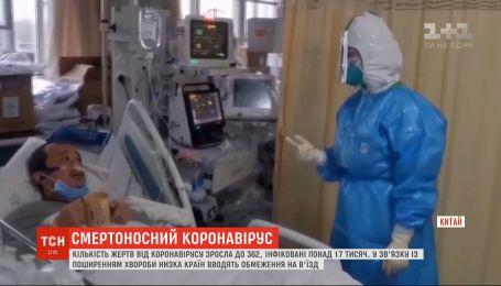 Тіла померлих від коронавірусу у Китаї кремуватимуть, а не ховатимуть