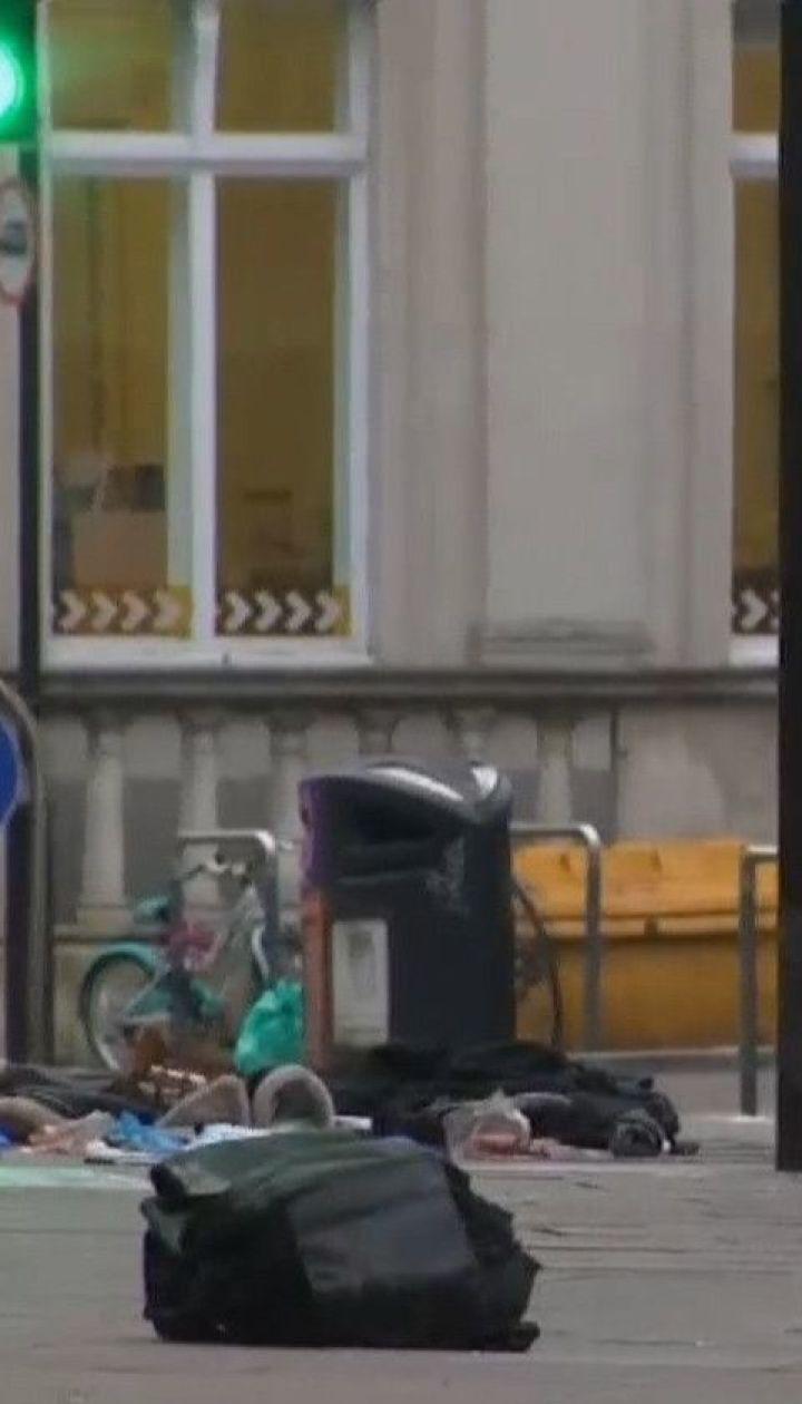 20-летний мужчина, который устроил резню в Лондоне, был ранее судим за терроризм