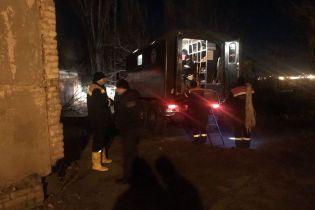 В Кривом роге двое мужчин погибли, когда спускались в заброшенную шахту