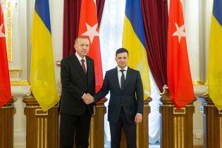 Эрдоган согласился принять участие в Крымской платформе для деоккупации полуострова