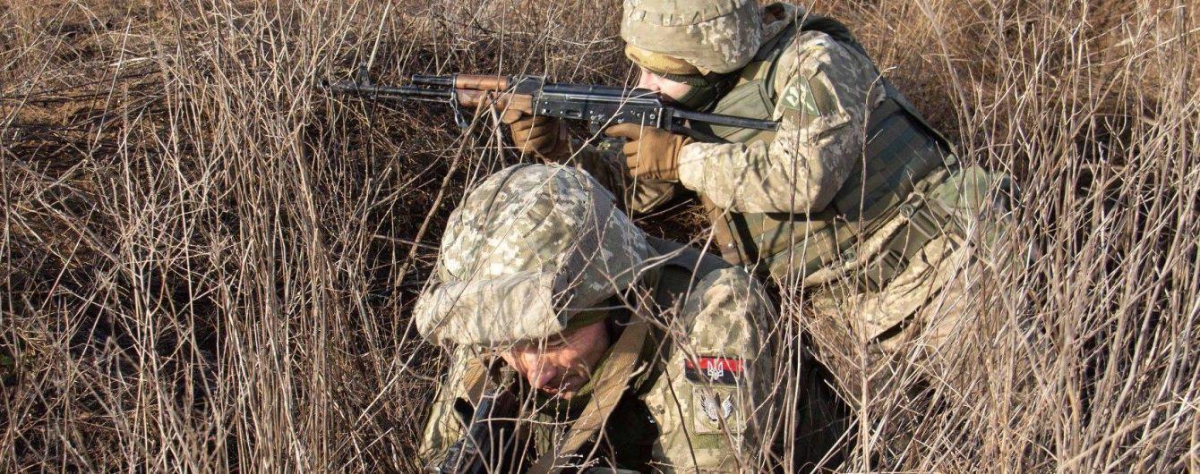 Тиждень розпочався без втрат на передовій. Ситуація на Донбасі