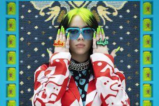 Яркая Билли Айлиш украсила сразу три обложки американского Vogue