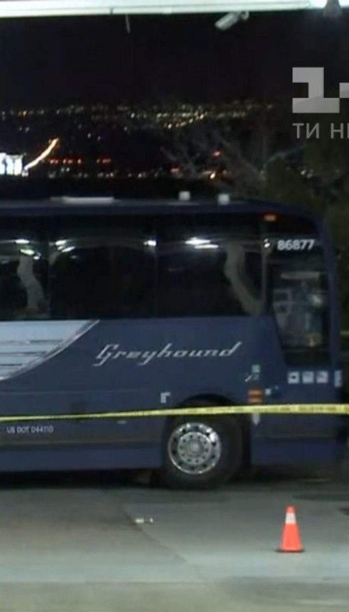 В Калифорнии неизвестный открыл огонь в пассажирском автобусе, есть погибшие