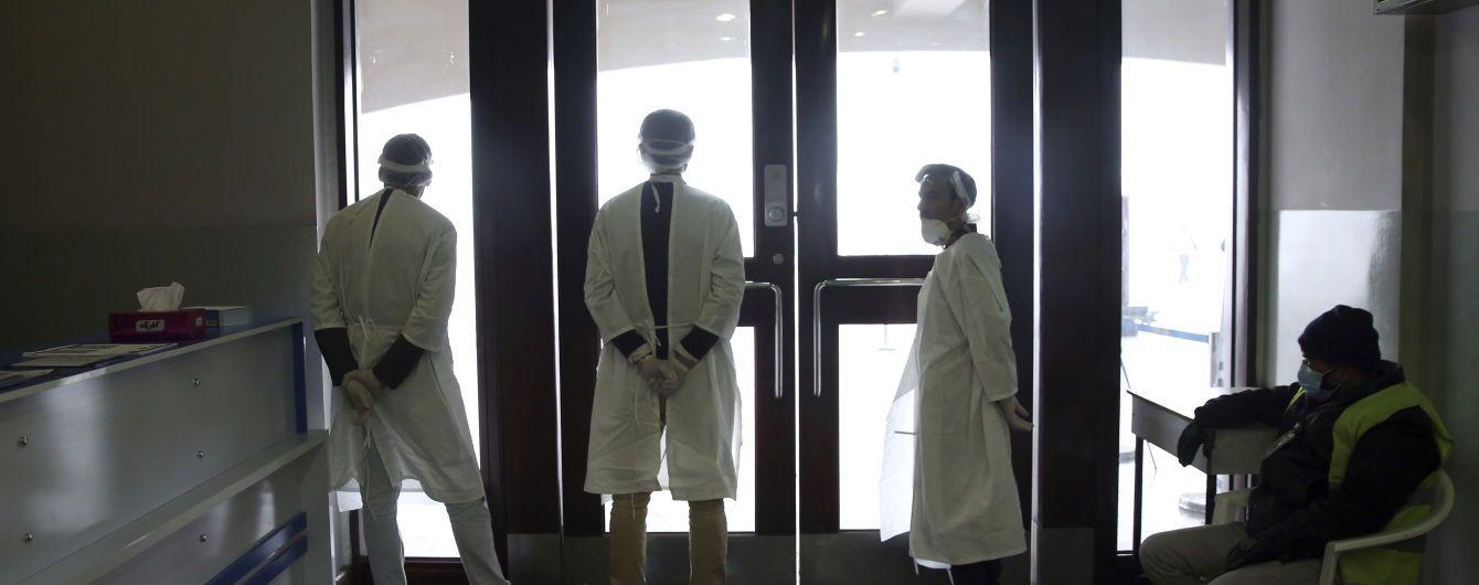 В Киеве подготовили боксы для карантина и лечения больных коронавирусом