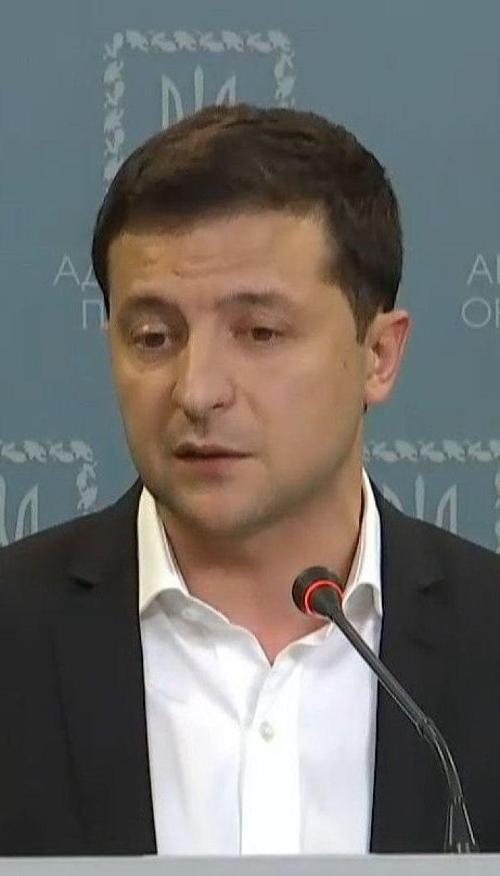 Рейтинг доверия к президенту Владимиру Зеленскогому снизился до 49% - опрос