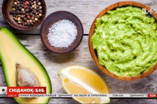 Єгор Гордєєв приготував мексиканську закуску гуакамоле