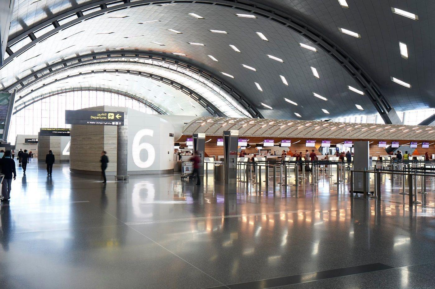 Міжнародний аеропорт Хамад - Доха, Катар