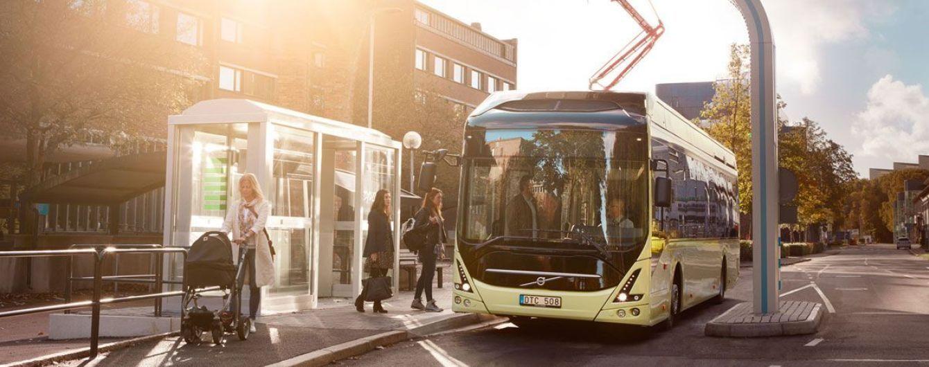 Німеччина отримує 300 млн євро на електробуси