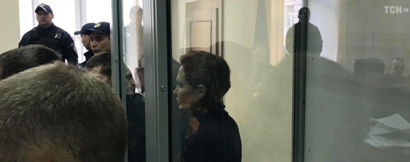 Активісти пікетують Офіс генерального прокурора з вимогою звільнити підозрюваних у справі Шеремета