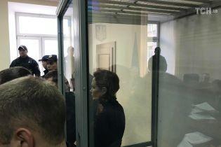 Активисты пикетируют Офис генерального прокурора с требованием освободить подозреваемых в деле Шеремета