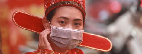 У Китаї новим коронавірусом заразилися ще п'ять людей: на лікуванні залишаються 73 пацієнтів