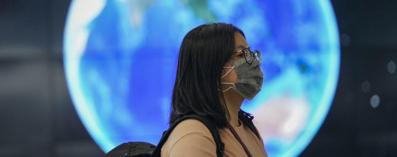 У Китаї коронавірусом заразилися ще майже пів сотні людей: у більшості хворих немає симптомів