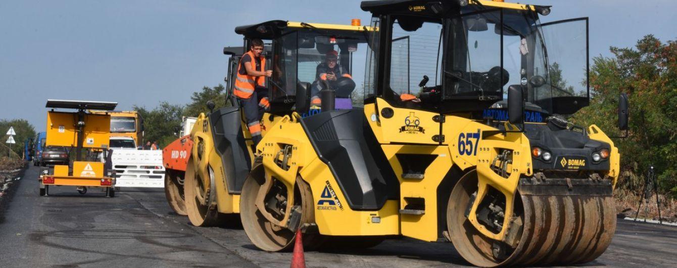 """""""Укравтодор"""" показав, які дороги уже активно ремонтує. Мапа"""