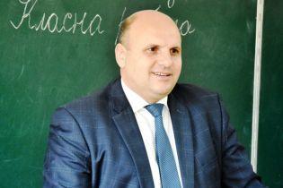 Председателю Черновицкого облсовета сообщили о подозрении во взяточничестве