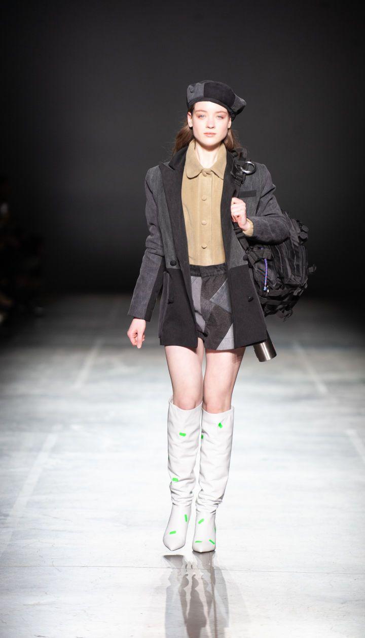Коллекцию KSENIASCHNAIDER FW 2020/fashionweek.ua