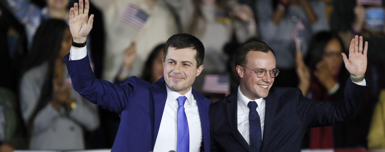 Демократы объявили первые результаты выборов кандидата в президента США