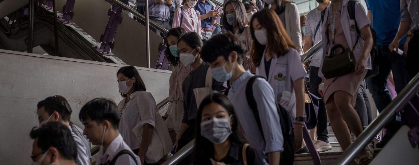 Китайским коронавирусом заболели 71,2 тысячи людей. Количество погибших возросло до 1775