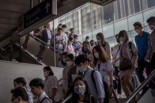 Лише дев'ять випадків за межами провінції Хубей: у Китаї реєструють менше хворих на коронавірус
