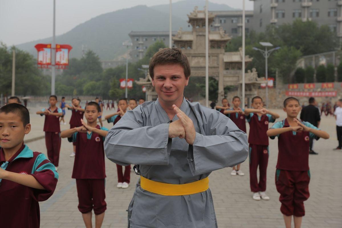 Дмитро Комаров у Китаї_3