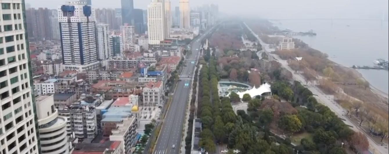 Карантин через коронавірус посприяв очищенню повітря над Китаєм – NASA