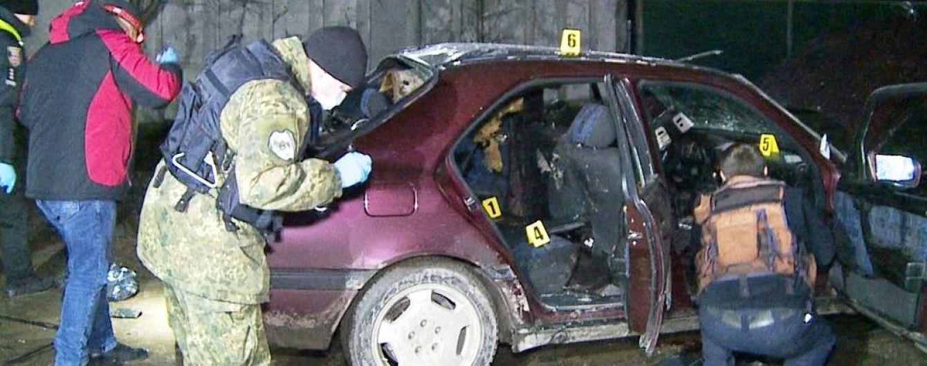 В Винницкой области в автомобиле взорвалась граната: трое мужчин в реанимации, один успел выпрыгнуть