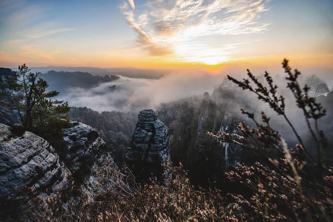 Saxon Switzerland National Park, Германия