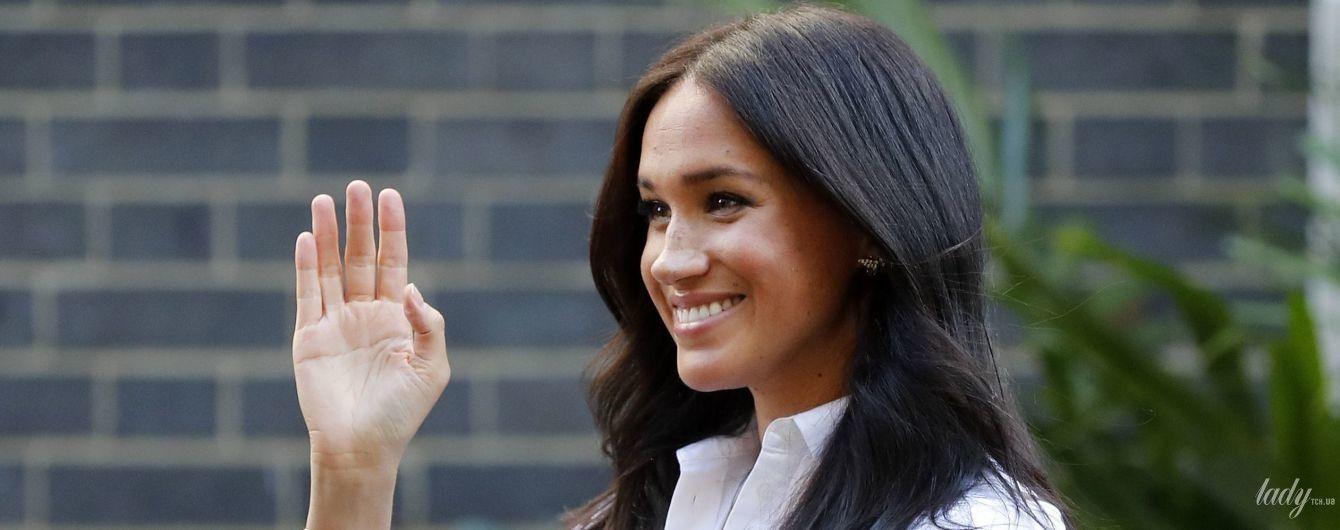 Единственная из королевской семьи: герцогиня Сассекская попала в рейтинг GQ