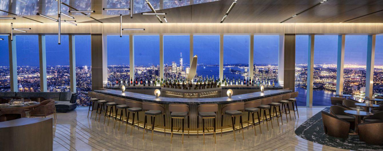 У Нью-Йорку для туристів відкриють незвичайний ресторан