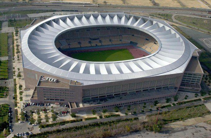 Олімпійський стадіон севілья