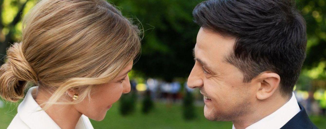 """""""С тобой я смогу все на свете"""": Зеленский трогательно поздравил жену Елену с днем рождения"""