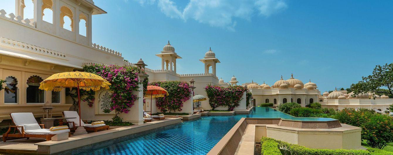Визначено найромантичніші готелі світу за версією Big 7Travel