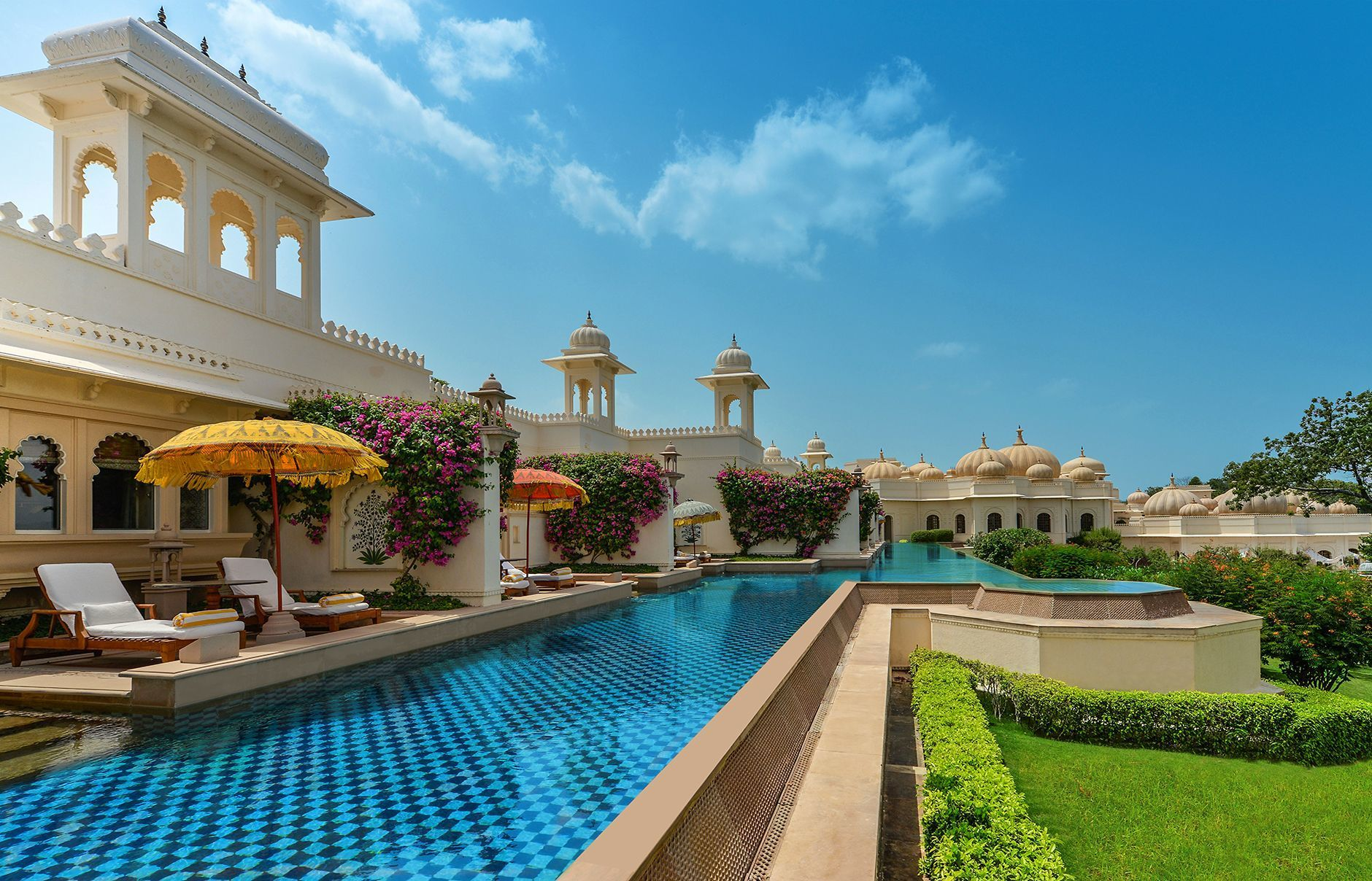 Oberoi Udaivilas – Udaipur, India