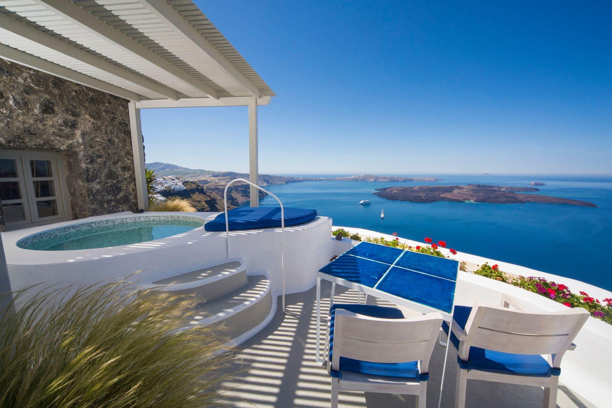 Iconic Santorini – Santorini, Greece