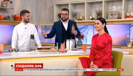 Vitamino-коктейль от бармена Романа Кирсти