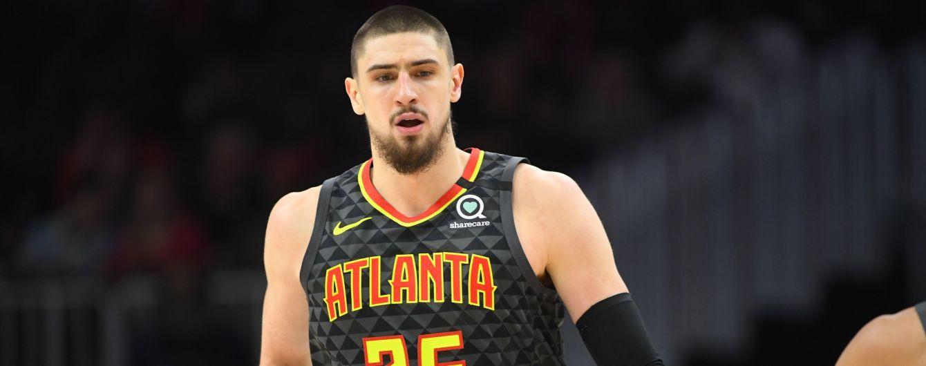Один из лучших украинских баскетболистов сменил клуб в НБА