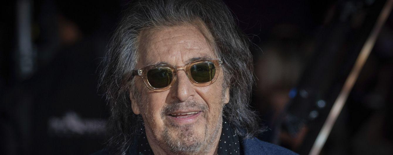 79-річний Аль Пачіно під час шоу забув, де він, і намагався піти раніше