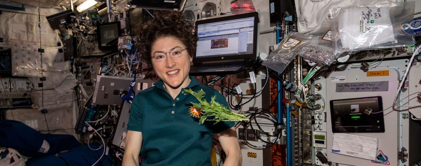 Астронавтка NASA установила новый космический рекорд среди женщин