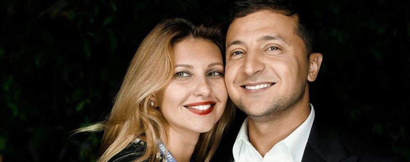 В стильных луках на природе: Владимир Зеленский показал милое фото с женой Еленой
