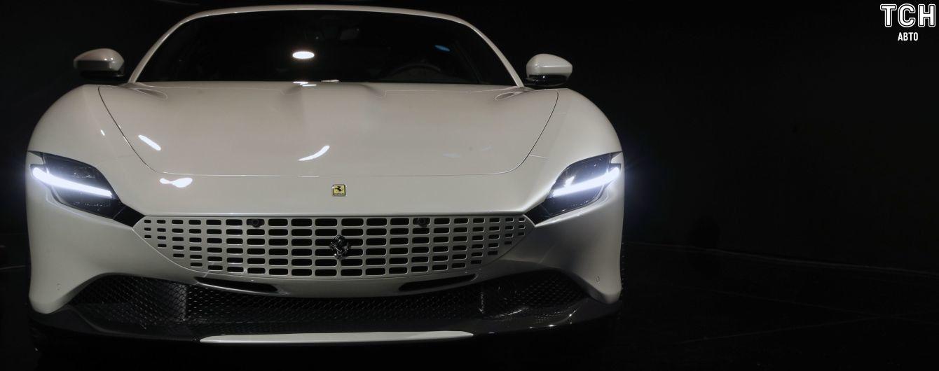 Ferrari продала небачену кількість спорткарів