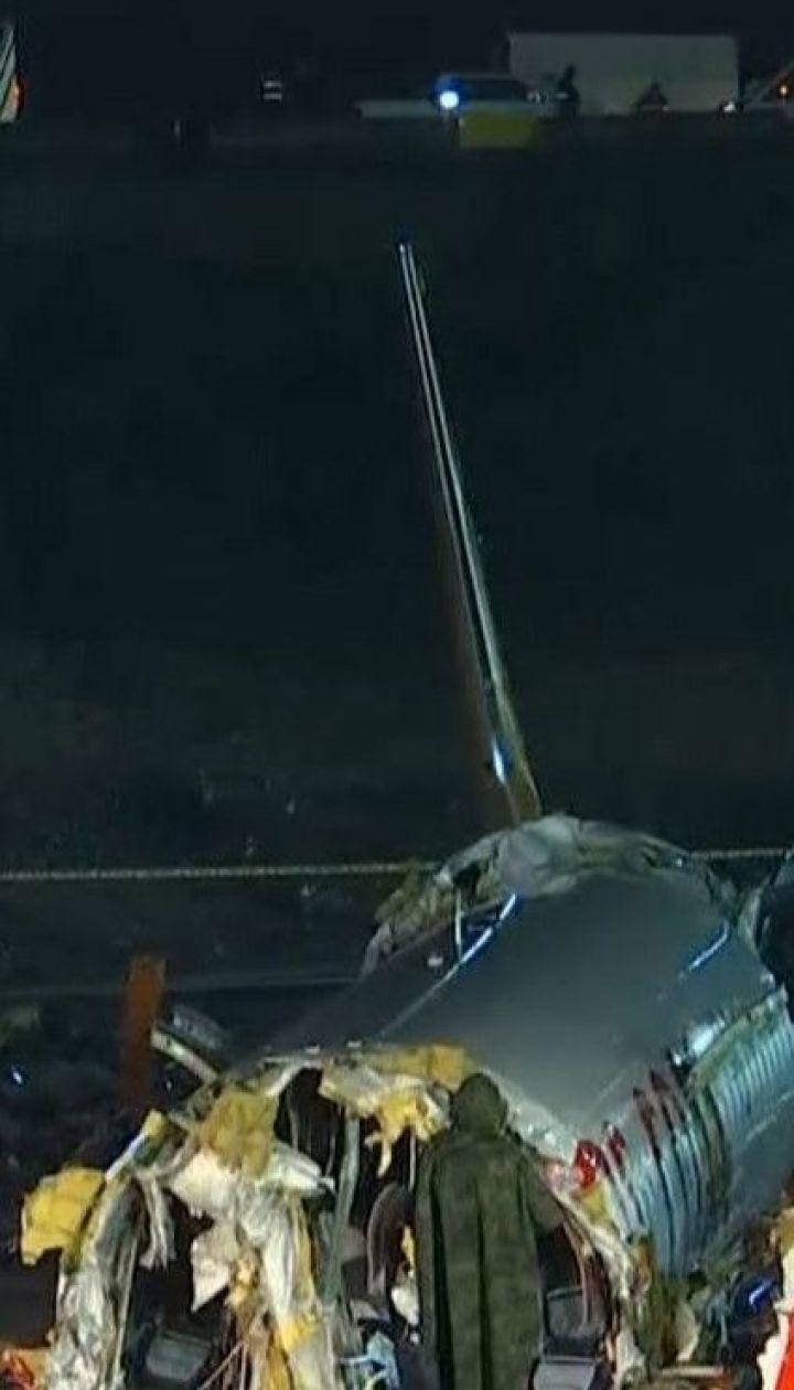 179 людей залишаються в лікарнях після твердого приземлення літака авіакомпанії Pegasus