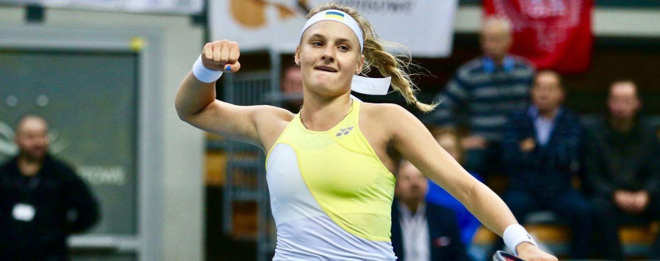 Свитолина и Ястремская принесли Украине победу над Болгарией на Кубке Федерации