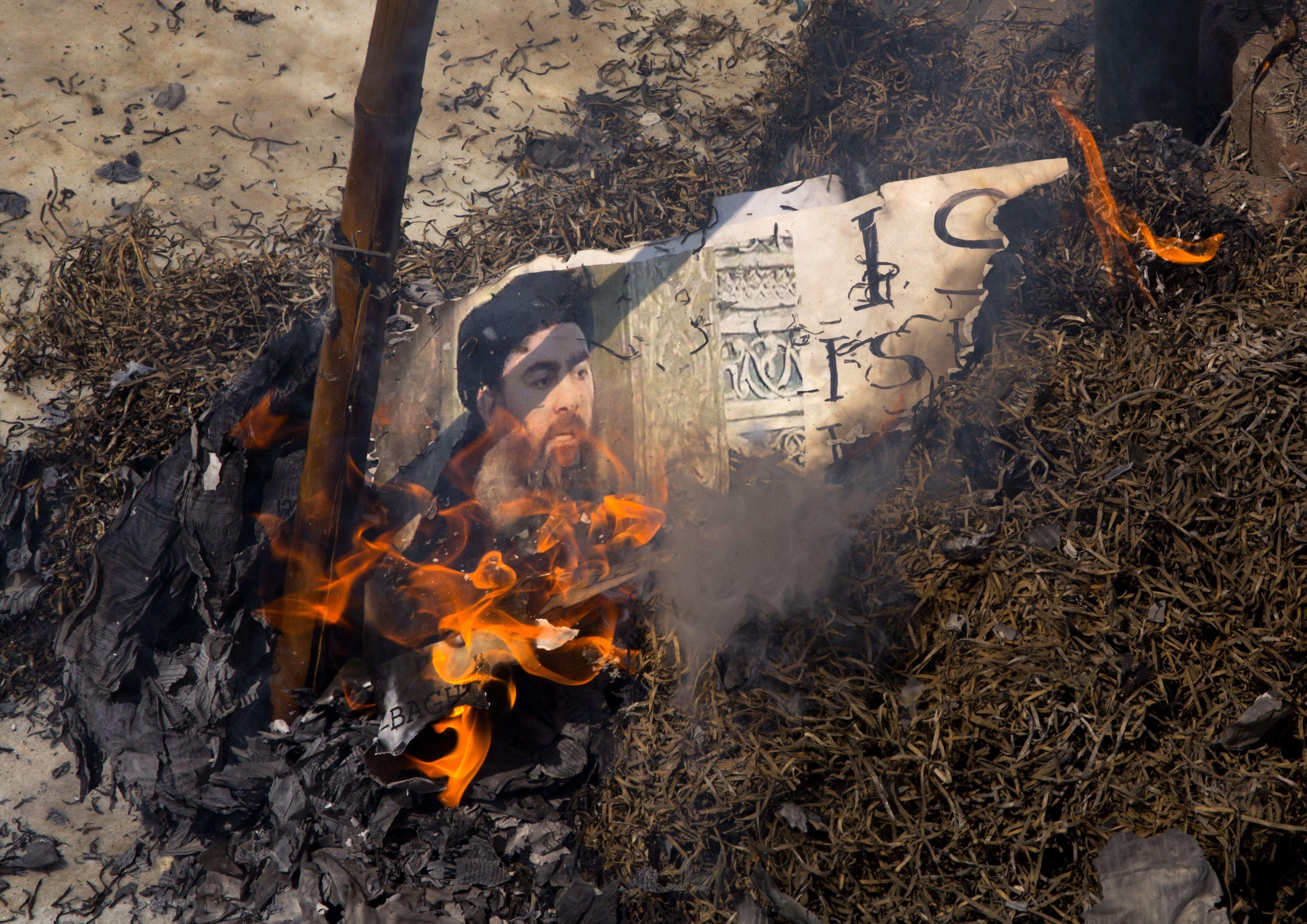 Абу Бакра аль-Багдаді, ІДІЛ, Ісламська держава